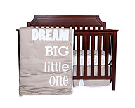 Trend Lab Dream Big Little One 3pc Crib Bedding Set