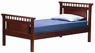 Bolton Furniture Bennington Twin Bed Cherry
