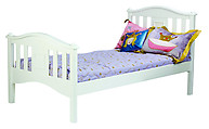 Bolton Furniture Emma Lyndon Twin Bed White