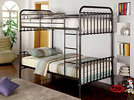 Furniture of America Oria Bunk Bed