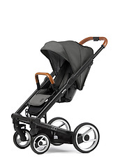 Mutsy Igo Urban Nomad Dark Grey Seat With Black Frame