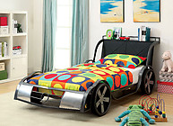 Furniture of America GT Racer Bed