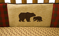 Trend Lab Northwoods 4PC Crib Bumper Set