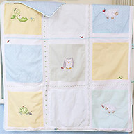 Little Acorn Sweet Pea Quilt