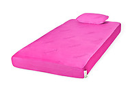 Glideaway Jubilee Youth Memory Foam Mattress Pink
