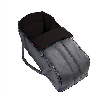 Phil & Teds Cocoon Baby Carrycot Flint