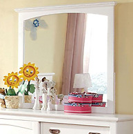Furniture of America Colin Mirror White