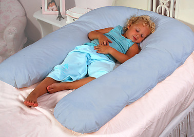 Carefreekidz Com Moonlight Slumber Comfort U Kids Pillow