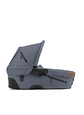 Mutsy Evo Industrial Grey Pram Body Bassinet