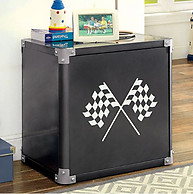 Furniture of America GT Racer Nightstand