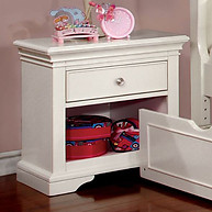 Furniture of America Mullan Nightstand