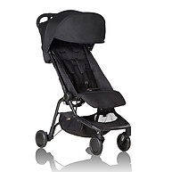 Mountain Buggy Nano Travel Stroller Black