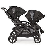Contours Options Elite Tandem Stroller Carbon