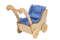 Guidecraft Doll Buggy Natural