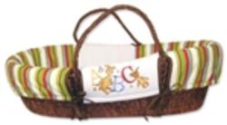 Dr. Suess Moses Basket