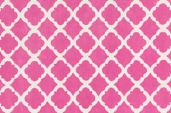 Loloi Rugs Piper Collection Bubble Gum Pink