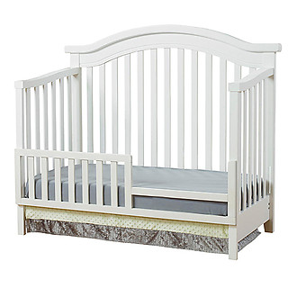 Sorelle Furniture Toddler Rail 136 French White