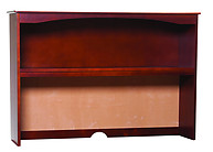 Bolton Furniture Wakefield Desk Hutch Cherry