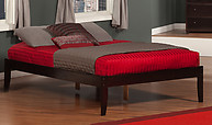 Atlantic Furniture Concord Bed Full Espresso