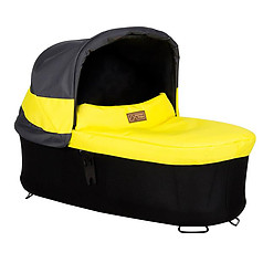Mountain Buggy Carrycot Plus for Urban Jungle, Terrain, +One Solus