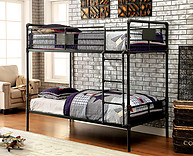 Furniture of America Olga I Bunk Bed