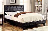 Furniture of America Kodell Bed Black
