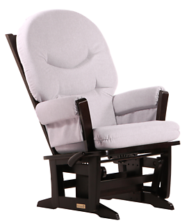 Dutailier D20-84C Platinum Modern Glider Multiposition and Recline