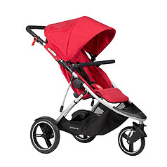 Phil & Teds Dash Buggy Red