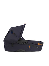 Mutsy Evo Urban Nomad Deep Navy Pram Body Bassinet