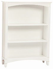 Bolton Furniture Essex Bookcase White