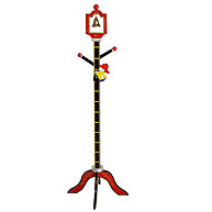Firefighter Clothestand / Growth Chart