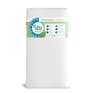 Lullaby Earth Healthy Support Crib Mattress White