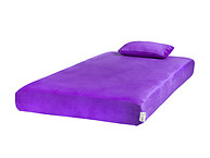 Glideaway Jubilee Youth Memory Foam Mattress Purple