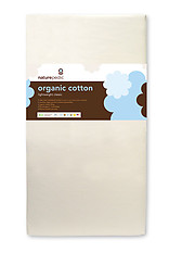 Naturepedic Organic Cotton Lightweight Classic Crib Mattress