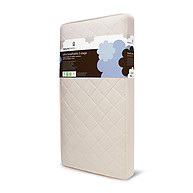 Naturepedic Organic 2-Stage Organic Baby & Toddler Mattress with Ultra Breathable Pad