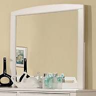 Furniture of America Omnus Mirror White