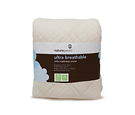 Naturepedic Ultra-Breathable Crib Mattress Pad