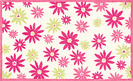 Loloi Rugs Piper Collection Pink/ Green