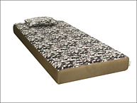 Glideaway Jubilee Youth Memory Foam Mattress Camo