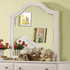 Furniture of America Roxana Mirror