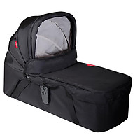 Phil & Teds Snug Baby Carrycot Black