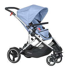 Phil & Teds Voyager Buggy Blue Marl