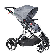 Phil & Teds Voyager Buggy Charcoal Marl