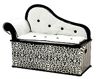 Wild Side Bench Seat with Storage