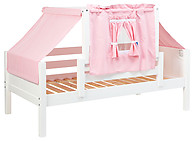 Maxtrix YO 23 Daybed with Back and Front Safety Rails and Top Tent