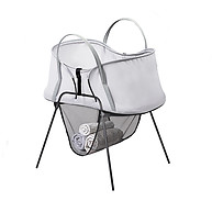 Phil & Teds Carrycot/ Bassinet Stand- Nest & Snug Black