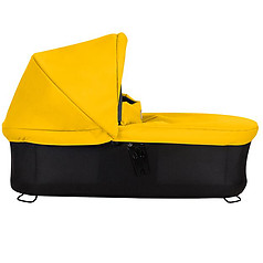 Mountain Buggy Carrycot Plus for Swift & Mini Gold