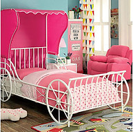 Furniture of America Charm Bed