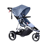 Phil & Teds Dash Buggy Blue Marl