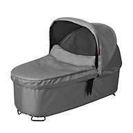 Phil & Teds Dash Snug Carrycot Grey Marl